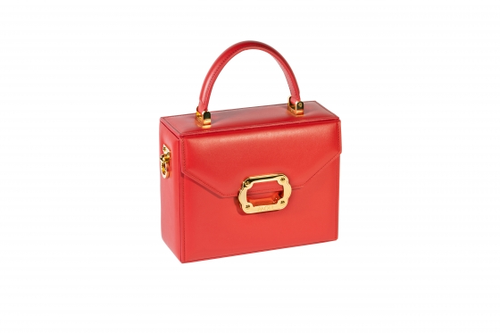 900' CLASSIC BAG (RED) GOLD
